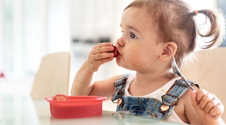 Alimentation de bébé à 15 mois