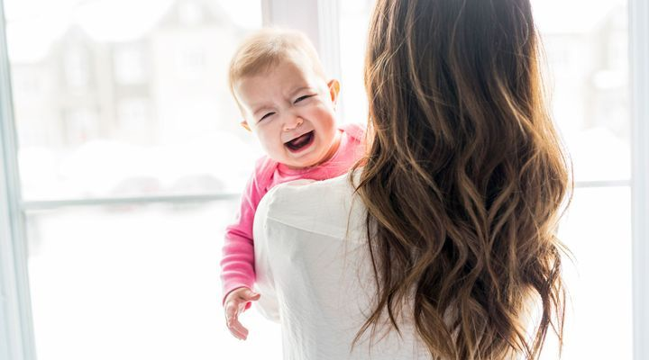 Mon bébé me rejette