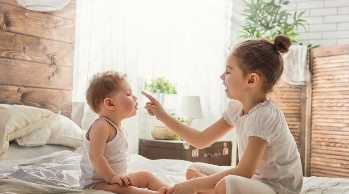 Ecart d'âge idéal entre les enfants