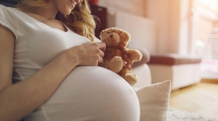 Huitième mois de grossesse