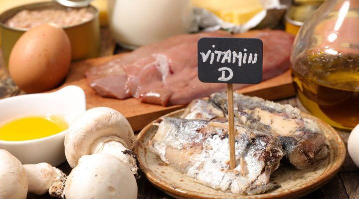 Vitamine D ou calciférol