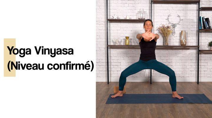 séance yoga confirmé