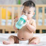 Quelle quantité de lait pour bébé ?