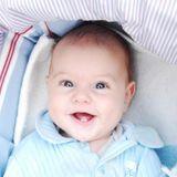 L'apparition des dents de lait de bébé