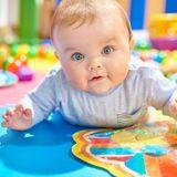 5 idées pour aménager un coin motricité pour Bébé