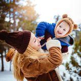 A quel âge emmener bébé aux sports d'hiver ?