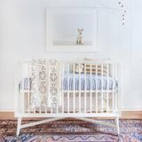 Transformez un dressing en chambre de bébé !