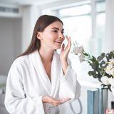 Le massage facial