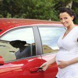 Conduisez en toute sécurité pendant votre grossesse