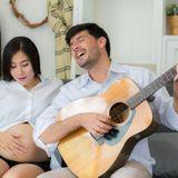 Préparation à l'accouchement: chanter pour mettre au monde