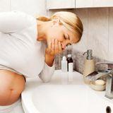 Gastro-entérite pendant la grossesse : attention !