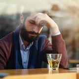 Les hommes, l'alcool et la dépression