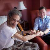 Reportage photo : La méditation pour aider les patients en fin de vie
