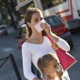 Allergies chez l'enfant : la pollution en accusation !