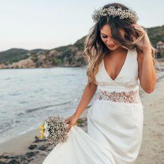 Robe de mariée bohème : 20 idées de robes de mariée champêtre