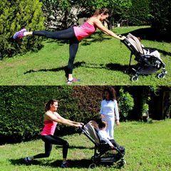 30 exercices de sport à faire avec son enfant
