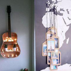 DIY : 15 astuces repérées sur Pinterest pour décorer la maison