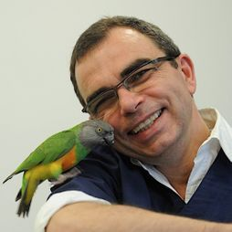 Dr Jean-François Quinton, vétérinaire