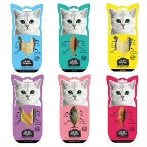 Des friandises pour votre chat