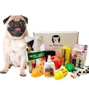 My Pety Box : une surprise pour votre chien tous les mois