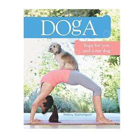 YOGA + DOG = DOGA