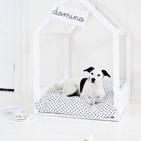 niche pour chien 30 mod les originaux et insolites pour. Black Bedroom Furniture Sets. Home Design Ideas