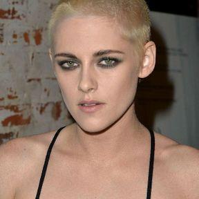 Kristen Stewart, cheveux rasés