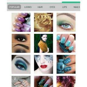 Pour une expertise coiffure, maquillage et manucure complète : Beautylish