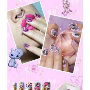 Pour des ongles Kawaii : MM Nails