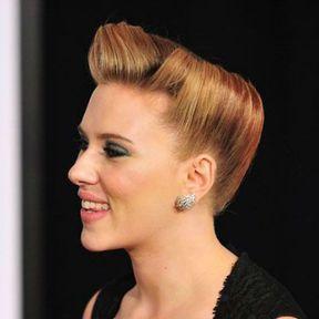 La coiffure pin-up