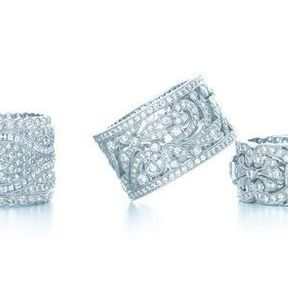 Alliance Mariage Tiffany