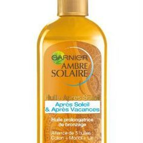Garnier : l'huile miraculeuse