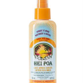 Hei Poa : le lait frais