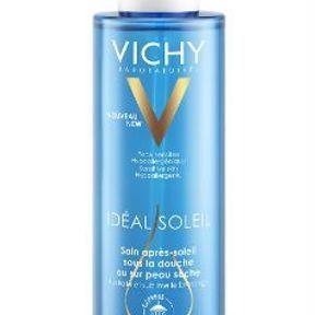 Vichy : l'après-solaire sous la douche