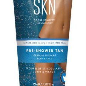 Autobronzant avant-douche Pre-Shower Tan de NKD SKN