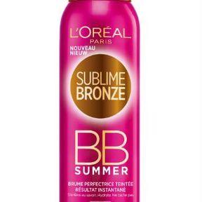 Brume perfectrice Sublime Bronze de l'Oréal