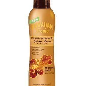 La crème auto-bronzante d'Hawaiian Tropic