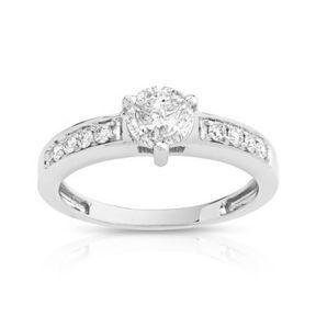 Bague de fiançaille en diamant Maty 2014