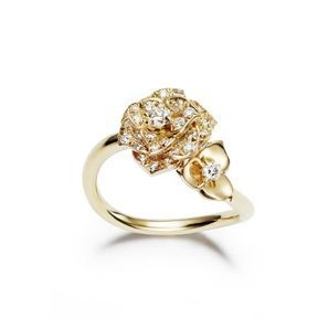 Bague de fiançaille en diamant Piaget 2014