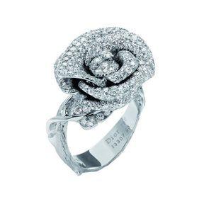 Bague de fiançailles Dior
