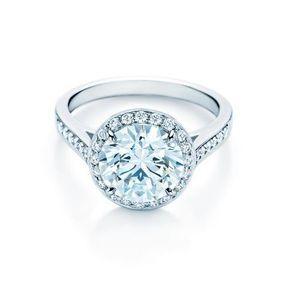 Bague de fiançailles Tiffany