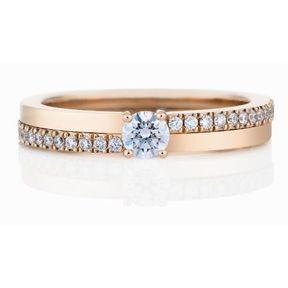 Bagues de fiançailles pour femme De Beers 2014