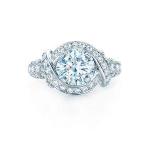 Bagues de fiançailles Tiffany