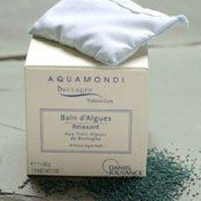 Daniel Jouvance : Bains d'algues relaxants Aquamondi Bretagne