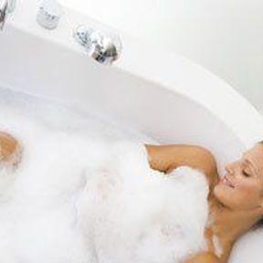 Un bain pour se délasser
