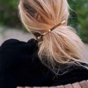 Barrette cheveux géante