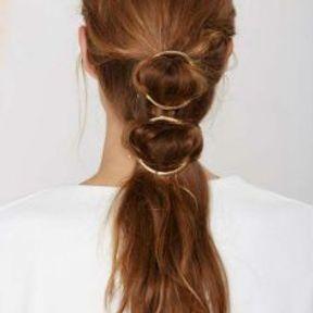 Barrette pour cheveux longs