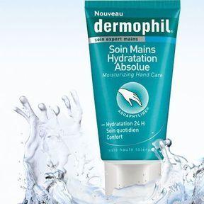 Dermophil : Le soin SOS