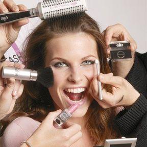 Make-up flash en 10 mn