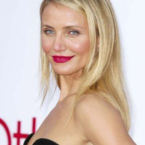 Couleur blond platine Cameron Diaz